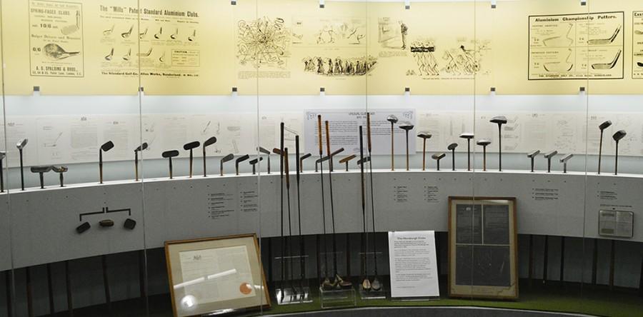 セントアンドリュースの楽しみ方(ミュージアム&ショップ) ブリティッシュ ゴルフ ミュージアム(BRITISH GOLF MUSEUM)